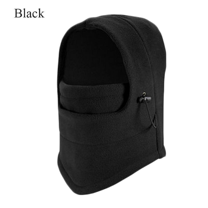 LongKeeper Kış Şapkalar Kadın Erkek Balaclava Şapka Kış - Elbise aksesuarları - Fotoğraf 3