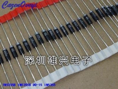 10pcs/lot 1N5355B IN5355B Zener Diode 18V 5W DO-15 IN5355 In Stock