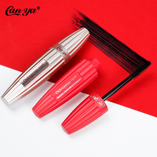 CANYA new 2color mascara natural makeup waterproof long thick curly warping brand cosmetics