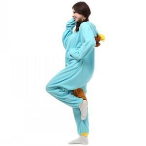 Image 4 - ملابس نوم للجنسين من Perry the Platypus ملابس بيجاما تنكري على شكل وحش بيجاما للكبار ملابس نوم على شكل حيوانات بذلة