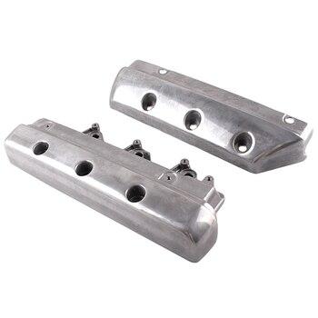 CNC Left Valve Cover Crankcase Crank Case For Honda Goldwing 1800 GL1800 2001-2013 Aluminum Alloy Chrome Plating