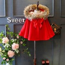 2016 new winter Korean Princess real hair clip cotton Velvet Cloak coat collar jacket nubao with