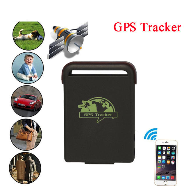 Free shipping Factory wholesale TK102 car vehicle gps tracker