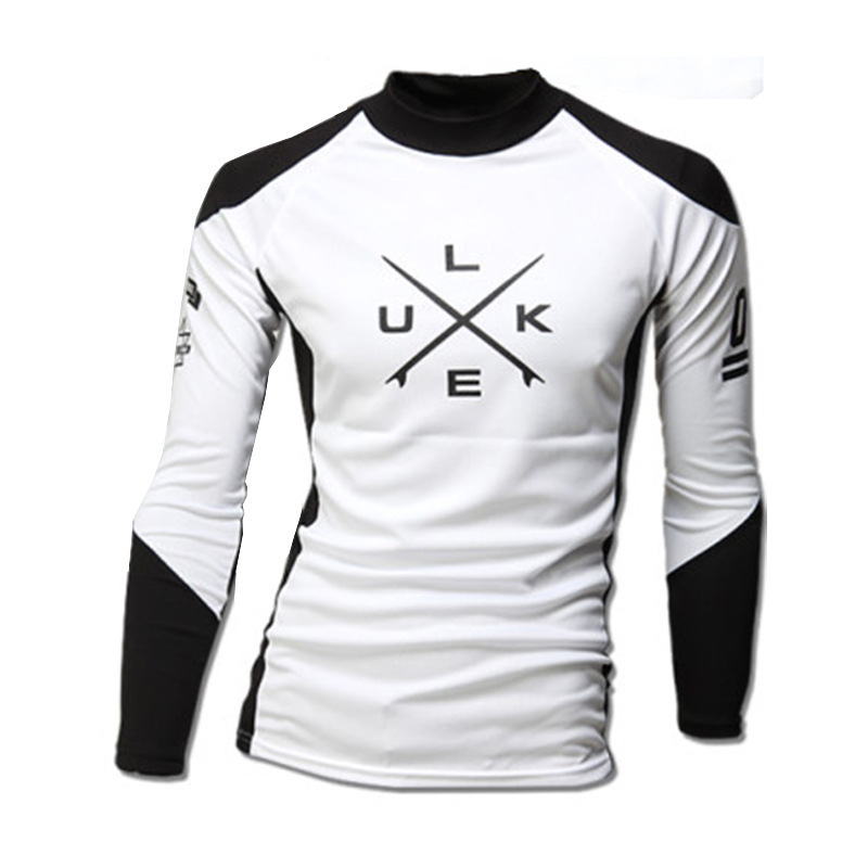 T Shirt Men 2016 Fashion Design Long Sleeve Mens Fitness