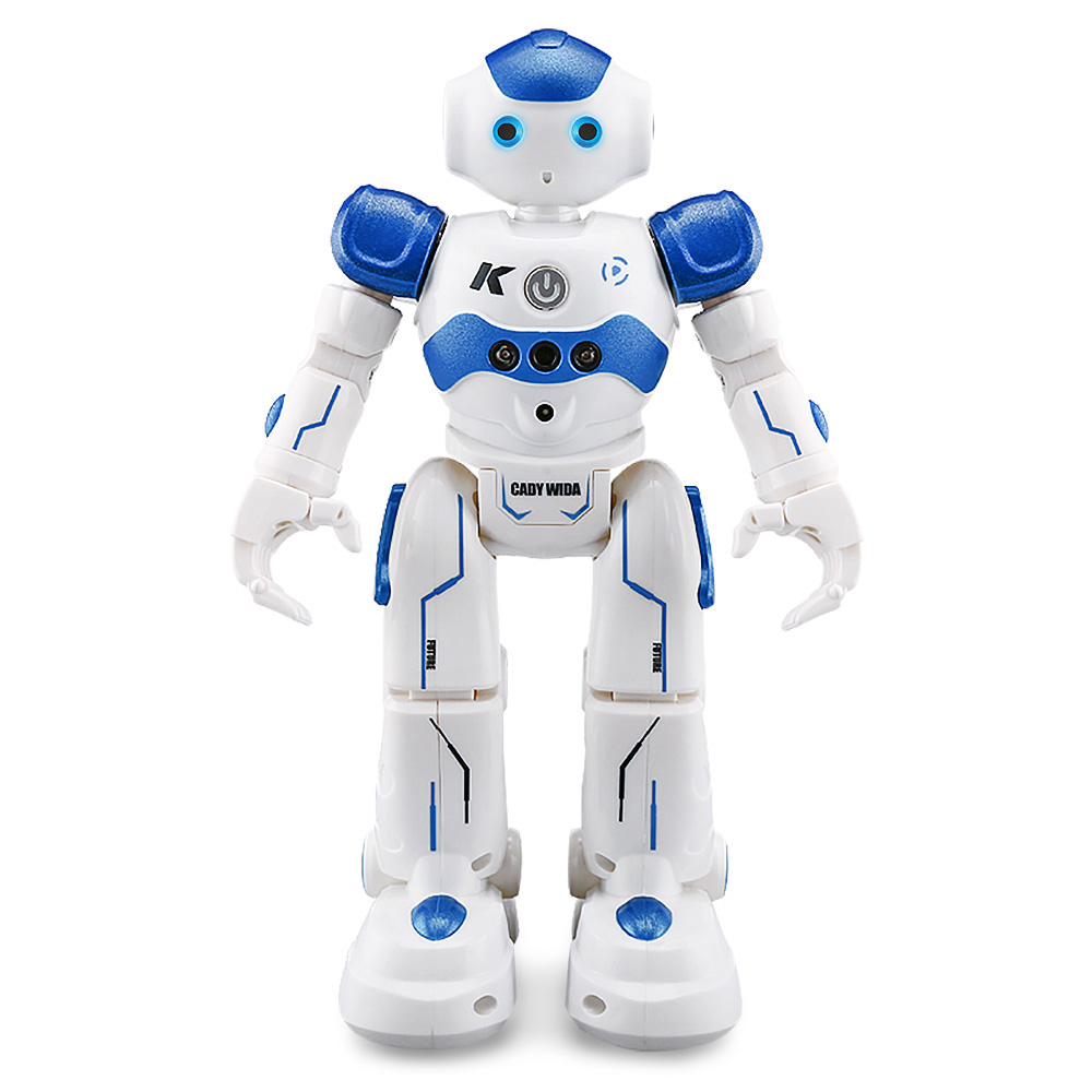 Programmable Robot Toys For Kids Boy With Intelligence Diy Remote Control Robot Robotics Kits Programmer Programmable-Robot-Kit
