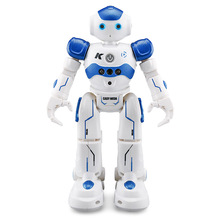 Programmable Robot Toys For Kids Boy With Intelligence Diy Remote Control Robotics Kits Programmer Programmable-Robot-Kit
