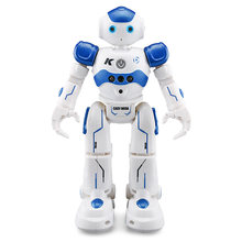 Programmable Robot Toys For Kids Boy With Intelligence Diy Remote Control Robot Robotics Kits Programmer Programmable-Robot-Kit(China)