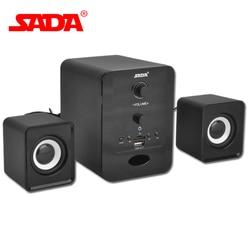 Original sada d 223 combination speaker bluetooth 2 1 stereo suitable desktop notebook computer speakers pc.jpg 250x250