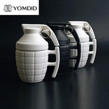 Kreative Granate Kaffeetassen Praktischen Wasser tasse mit Deckel Lustige Geschenke Granada creativa taza de cafe