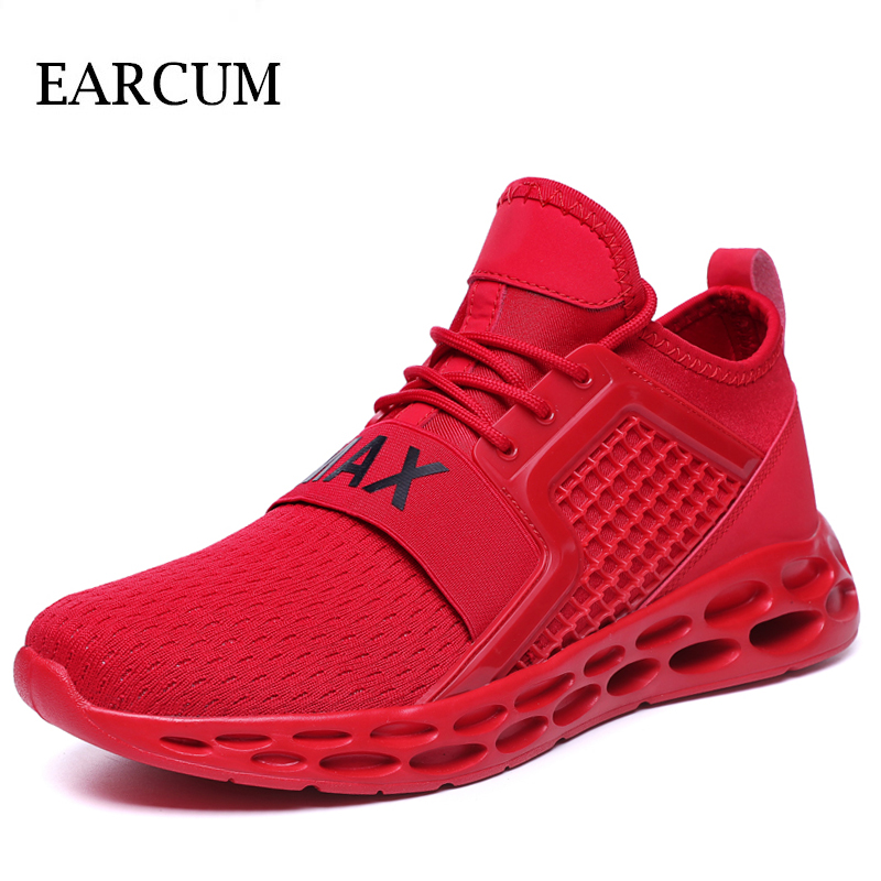 aaa0e13e167a Hot Sale Sports Shoes Man Mesh Trainers Casual Men Running Shoes  Lightweight Sneakers High Quality Comfortable Jogging chaussure