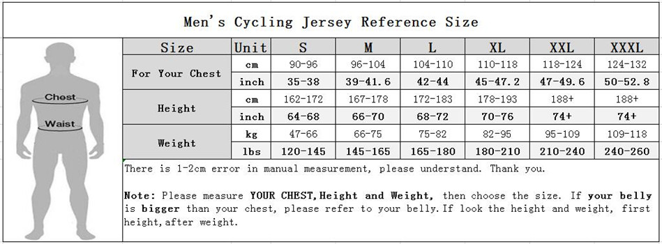 Evolution of Man Cycling Jersey Long Sleeve