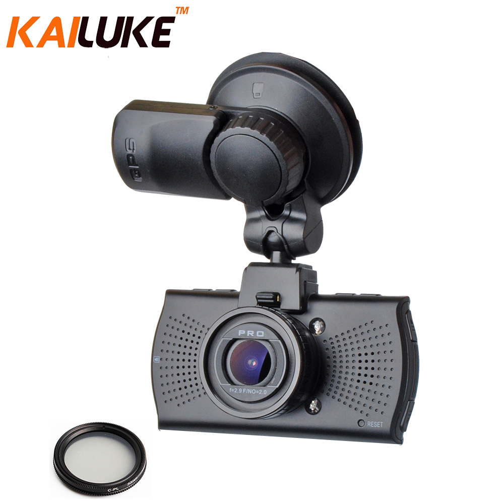 Ambarella A12 Car Camera DVR DVRs Dash Cam FHD 2560x1440P HDR Night Vision Camcorder Video Recorder