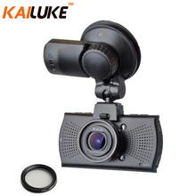 A12 GPS Cámara Del Coche DVR Dash Cam Dvr de Ambarella FHD 2560×1440 P Visión Nocturna HDR Videocámara Grabadora de Vídeo Dashcam Logger CPL