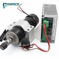 [EU Delivery] ER11 500W Air Cooling CNC Spindle Motor + 52mm Holder + Speed Controller