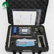 KR220 портативный цифровой тестер шероховатости поверхности размером 20 параметры KR-220