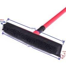Многофункциональная телескопическая щетка для чистки детской