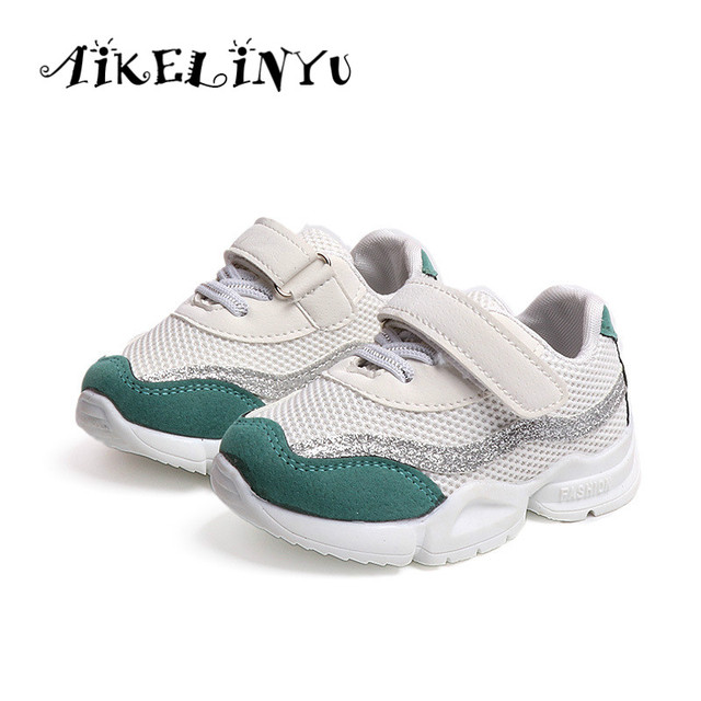 6d4fd5b19cb13 Kids Sneakers Spring Autumn Baby Fashion Sneakers Children Shoes Girls  Sports Running Shoes Boy Leisure Breathable Tennis Shoes