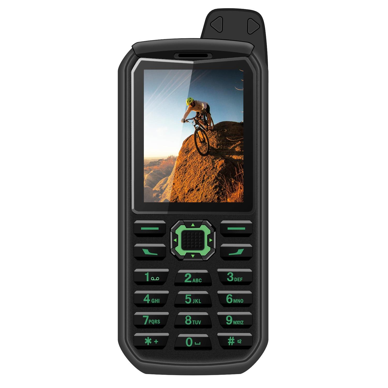 4000mAh Battey VKWorld Stone V3 Plus Mobile Phone 2.4 inch IP54 Waterproof Elder Man FM Radio Dual SIM GSM   CellPhones