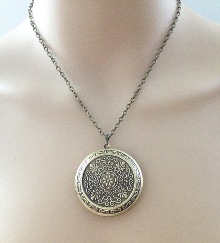 lockets jewelry company locket long necklace silver purse htm p