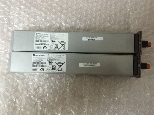 2016 59Y5260/81Y2432  DS5020  6.6V 1.1Ah 7.26Wh LI-ION Controller Battery