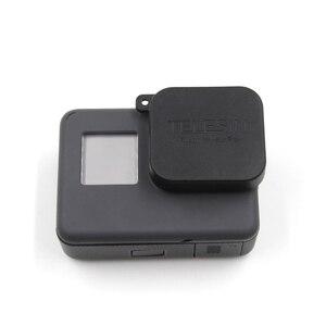 Image 5 - TEELSIN ミニカメラケーススクリーンレンズフィルムレンズカバーフレームケース CPL レンズフィルター 5 パックアクセサリー移動プロヒーロー 7 6 5
