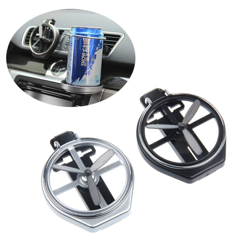 Car Outlet Water Cup Holder Plastic Drink Holder Air Conditioning Outlet Cup Holder Car Cup Holder Outlet Freeshipping
