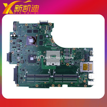 for ASUS N53JL Laptop Motherboard 2RAM SLOT(System board/Mainboard) fully tested & working perfect