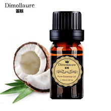 Dimollaure Natural Organic refined Coconut Essential Oil 10m