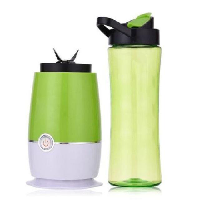 1 UNID Nueva Botella de Bebida de Jugo Exprimidor Eléctrico Licuadora mezclador de Cocina Fabricante de Batido de Frutas VBZ47 T50