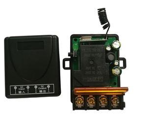 Image 2 - DC9V 12V  24V 36V  48V  85V 30A relay  Universal  1 CH RF Wireless radio  Remote Control Receiver   Transmitter  433mhz