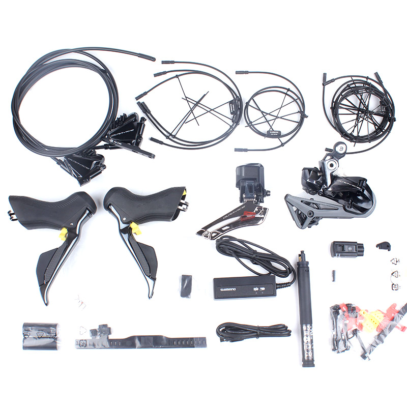 Shimano DURA-ACE R9100 R9150 R9170 Di2 pièces électriques groupe vélo de route 2x11 22 S Kit vélo de vitesse toutes les pièces électroniques