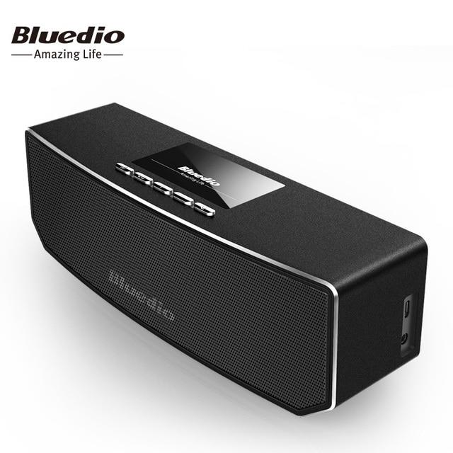 Bluedio CS4 Mini Bluetooth haut-parleur Portable Sans Fil haut-parleur Son Système 3D stéréo De La Musique surround