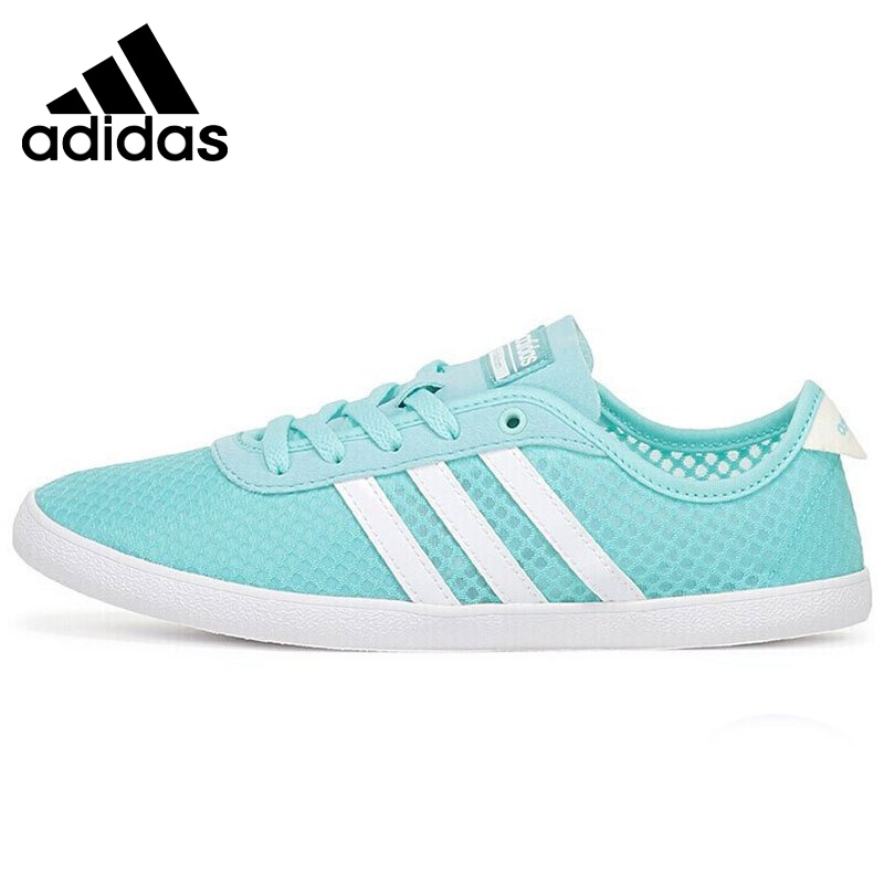 Original New Arrival Adidas NEO Label CF QT VULC SEA W