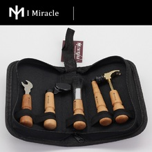 IM 5 Pieces Guitar Repairing Maintenance Kits Convenient Repair Tool Kits