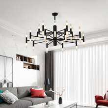 Modern Led Pendant Lights Nordic G4 Hanging Lighting Fixtures Luminaire Dining Room Kitchen Industrial Restaurant Pendant Lamp