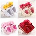 Barato Bebé de La Flor Zapatos, Sapatos Bebé, Zapatos de Los Bebés recién Nacidos, Calzado Infantil de La Muchacha, Suaves Chaussure Fille, Bebe Botas, 506 #