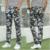 Invierno Mens Camo Pantalones Calientes Espesar Delgado Tramo Recto de Camuflaje de Los Hombres Chándal Casual Algodón Pantalones Tácticos Militares Hombre