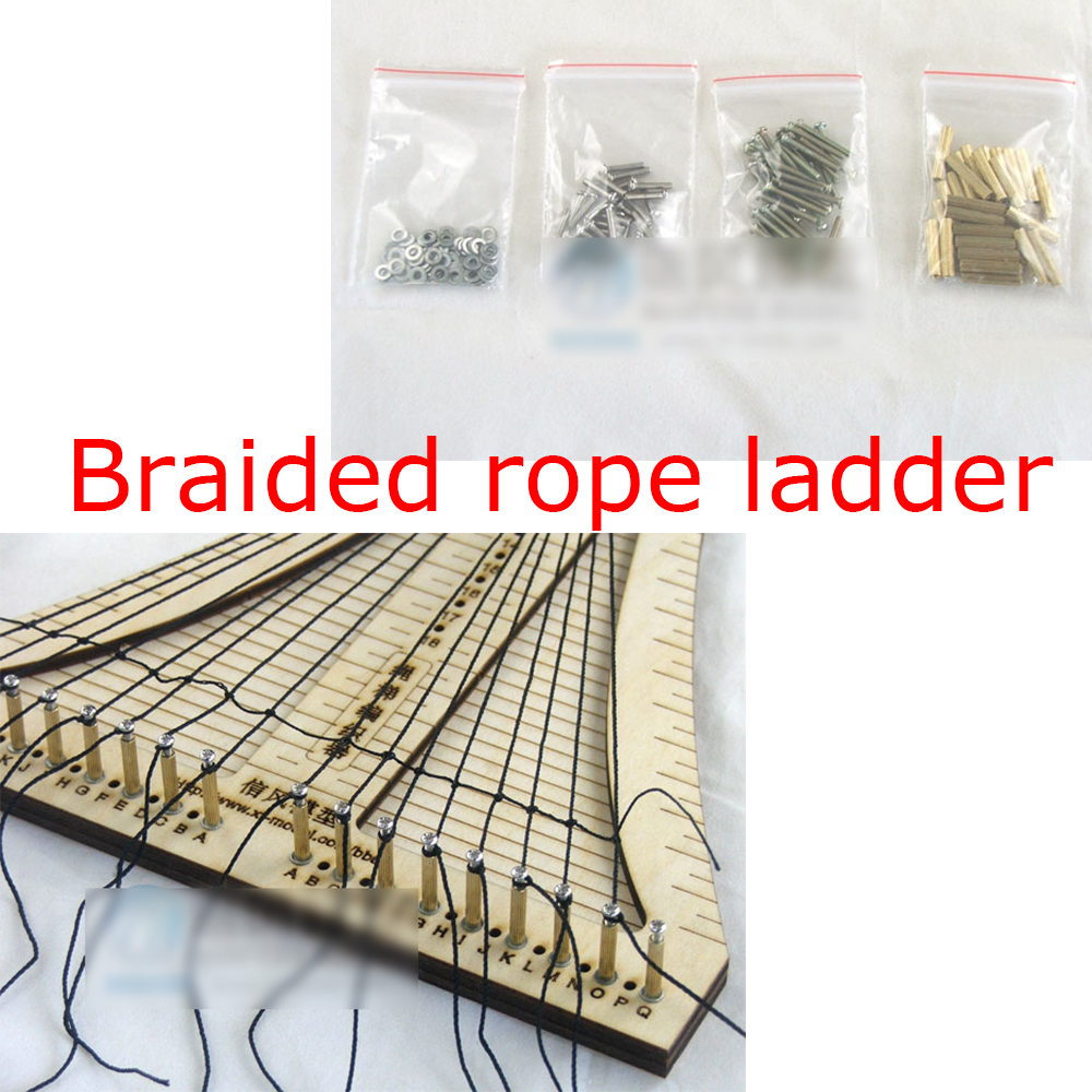 Us 23 68 Model Ship Frigate Boat Laser Cut Wood Sailboat Braided Rope Ladder Diy Wood Model Making In Model Building Kits From Toys Hobbies On