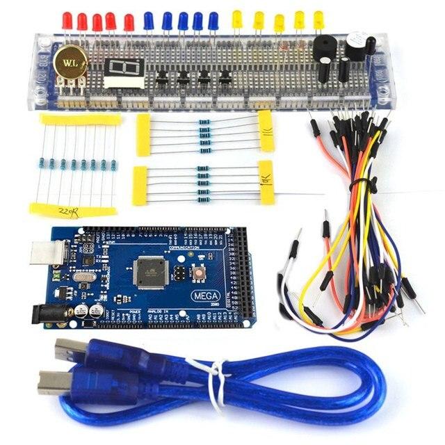 Основным Инструментом для Arduino Mega 2560 R3 Кит