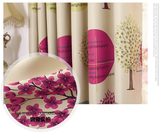 Aliexpress.com : Buy Blackout curtain with rings or hooks,free ...