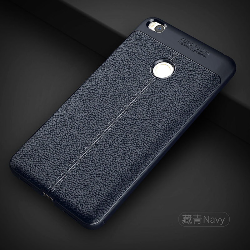 For Xiaomi Mi Max 2 Case Mi Max 2 Cover Silicone Luxury Rubber Back Cover Case For Xiaomi Mi Max 2 Case Cover Mi Max2 Case 6.44""
