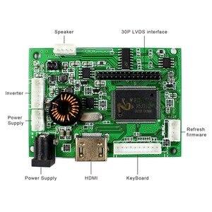 Image 3 - Scheda Controller LCD Audio HD MI per schermo LCD da 10.1 pollici 1024x600 LTN101NT02 B101AW06 LP101WSA