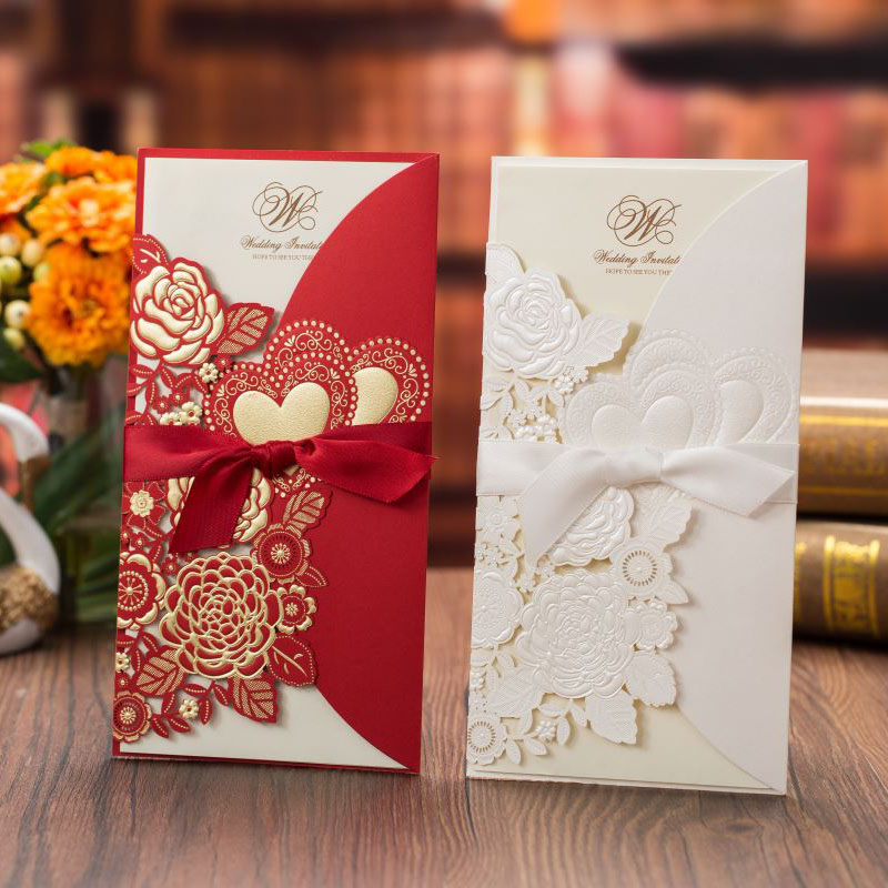 Top 10 Sample Wedding Invitation Cards Brands And Get Free