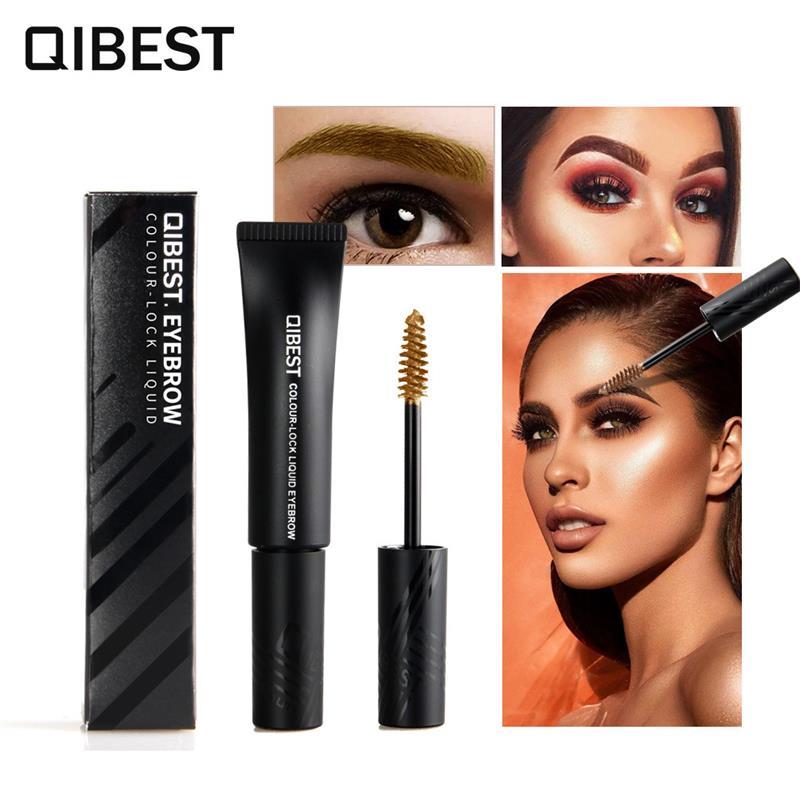 Aliexpress.com : Buy QIBEST 4 Colors Eyebrow Enhancers ...