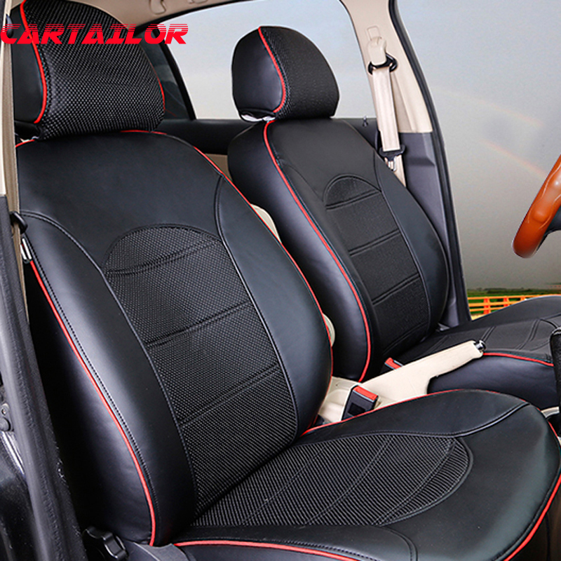 Pleasing Us 288 61 51 Off Cartailor Custom Fit Seat Covers For Volvo C70 Car Accessories Black Artificial Leather Car Seat Cover For Car Seats Protector In Alphanode Cool Chair Designs And Ideas Alphanodeonline