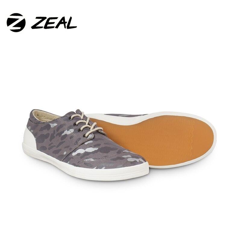 zeal brand 2017 mens skateboarding shoes walking outdoor