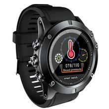Smart Watch Men IP68 Waterproof New Heart Rate Blood Pressure Monitor Sports Fitness Tracker Stopwatch Smartwatch