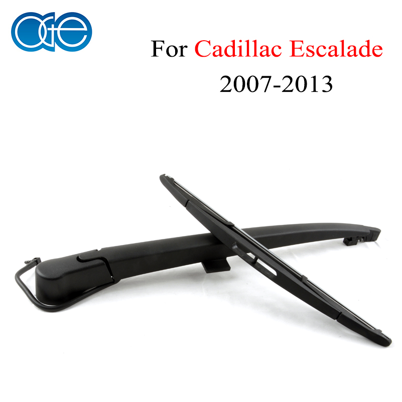 Oge 12 Rear Wiper Blade And Arm For Cadillac Escalade 2007 2008 2009 2010 2011 2012 2013 Windscreen Car Accessories