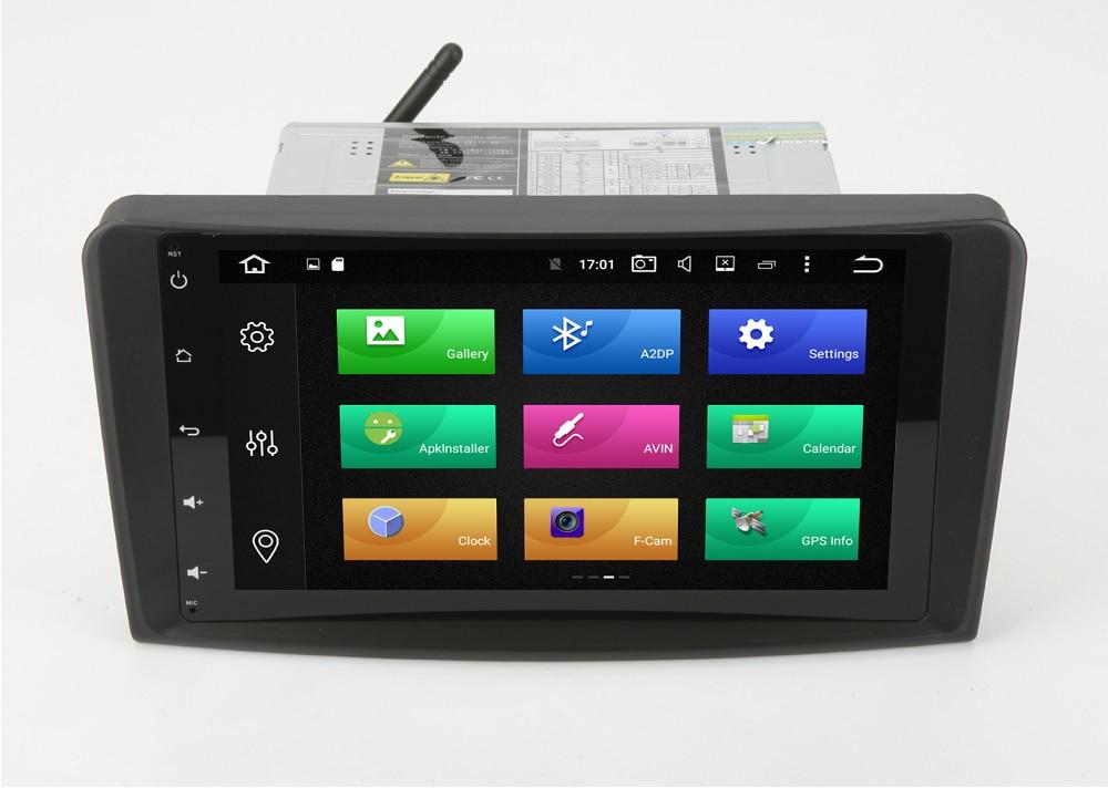 9 inch 4g ram android 8 0 car gps navigation media stereo. Black Bedroom Furniture Sets. Home Design Ideas
