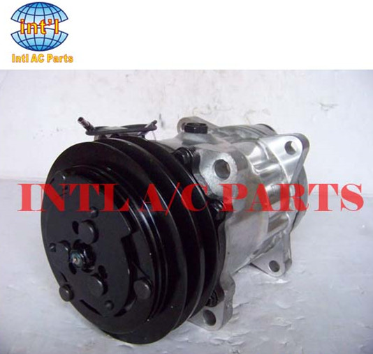 US $75 0 |for SANDEN SD7H15 4708 auto ac Compressor for CLAAS MASSEY  FERGUSON 3712528M2 3777315M12 763384M91 DCP32016 68505 3159720 YM2H19-in